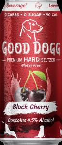 Black Cherry Hard Seltzer
